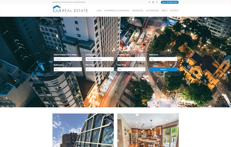 C&A Real Estate preview