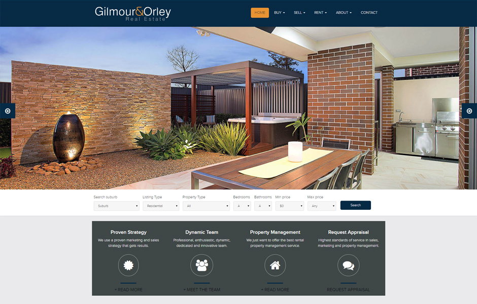 Gilmour & Orley Real Estate preview